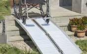 Aluminum Ramp  18-05-2020